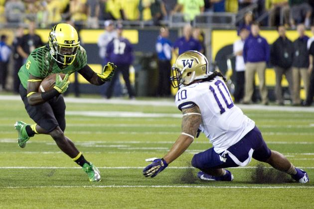 Oregon Football: Why De'Anthony Thomas Should Win the Heisman Trophy
