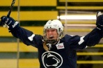 Shannon Yoxheimer Makes History as Penn State Wins First NCAA Division I Game