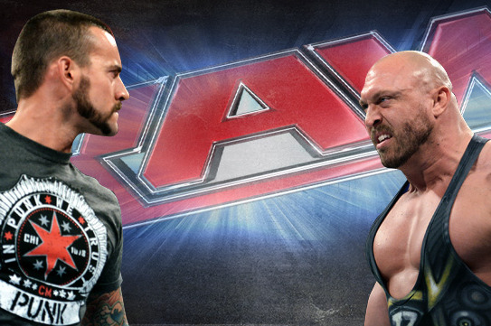 CM Punk, Ryback Mystery Shows off What WWE Does Best