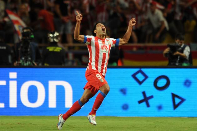Atletico Madrid: While You Were Watching El Clasico, Falcao Topped La Liga