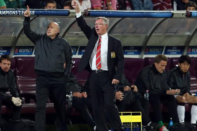 Anderson: Sir Alex Ferguson Exit Will Hurt United