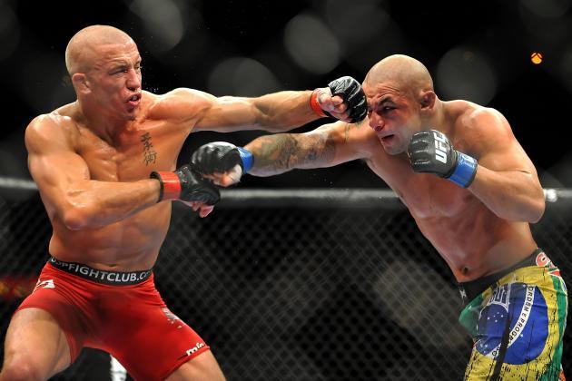 UFC 154: Georges St-Pierre