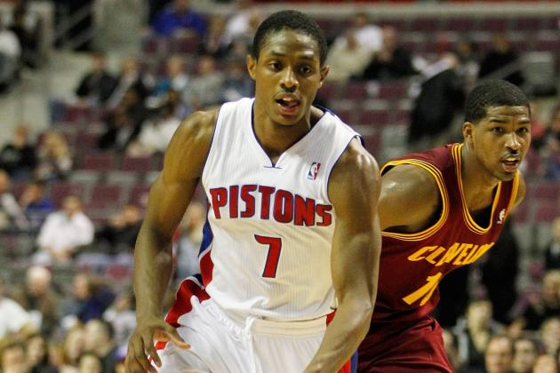 Youthful Pistons Offense Could Have Multiple Weapons