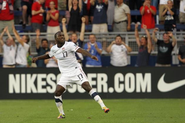 Jozy Altidore Snubbed from United States National Soccer Team