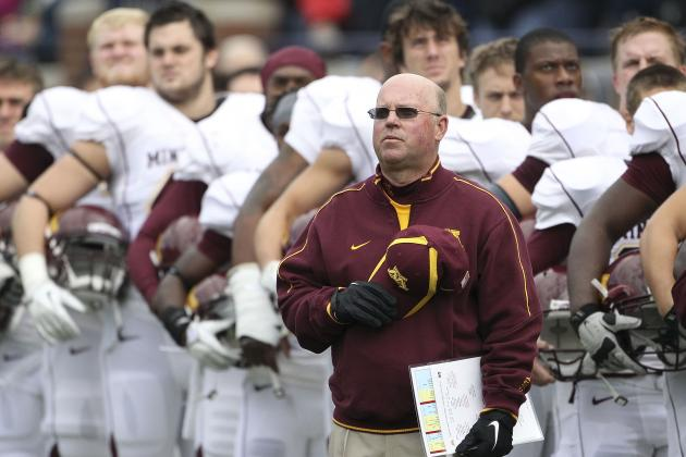 Miller: Gophers Coach's Party Line Remains Tempered