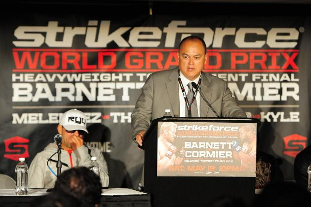 Report: Showtime Close to Ending Relationship with Strikeforce