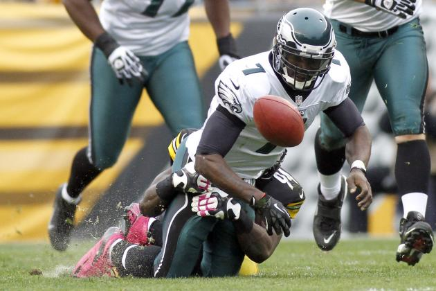 Michael Vick Might Be the Medicine for What Ails the Detroit Lions