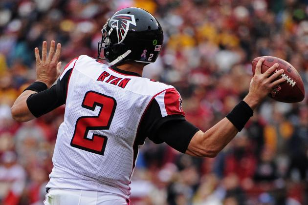 Atlanta Falcons 2012: 3 Reasons That Early Perfection Was Predictable