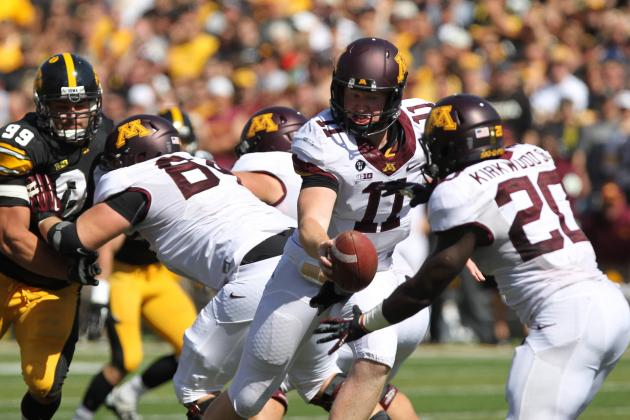 GopherHole.com: Five Things You Need To Know: Gophers Host Northwestern