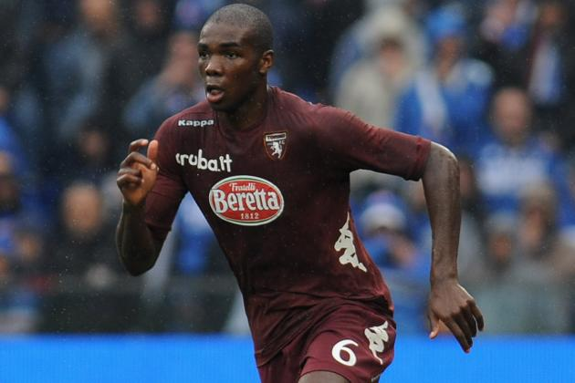 Torino's Angelo Ogbonna Flattered by Reported Liverpool Interest