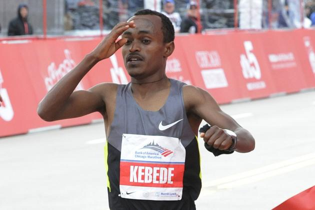Chicago Marathon 2012:  Why Tsegaye Kebede's Record Time Is Great for Sport
