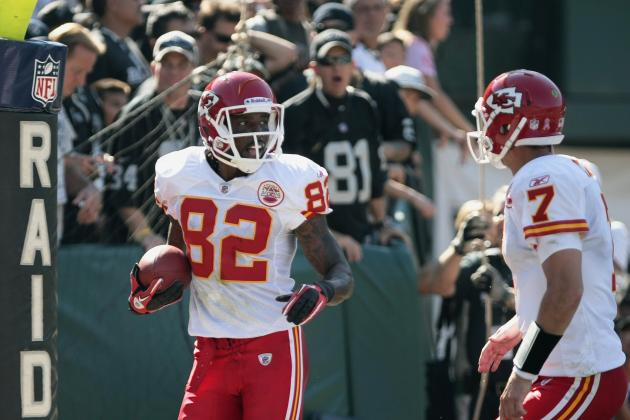 2012 Fantasy Football Week 6: Wide Receivers (WR) Rankings / Projections