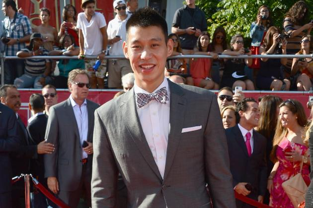 VIDEO: Houston Rockets' Jeremy Lin Blasts off in a New Volvo Ad