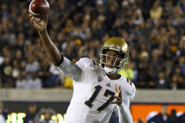 Hundley Talks About Picks, Poor Game