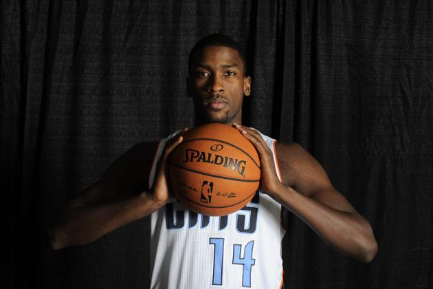 Charlotte Bobcats' MKG Steals Exhibition