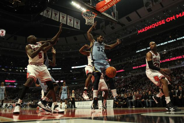 Memphis Grizzlies vs. Chicago Bulls: Early Look at 2012-13 Rosters