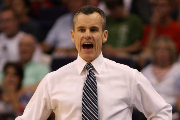 Billy Donovan Strengthened Relationship with Randle Through USA Basketball