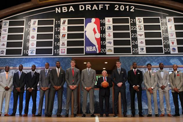 NBA Rookies 2012: Freshman Stars We Can't Wait to See in Action