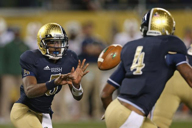 Notre Dame Football: Stanford Will Be Irish's Biggest Test to Date