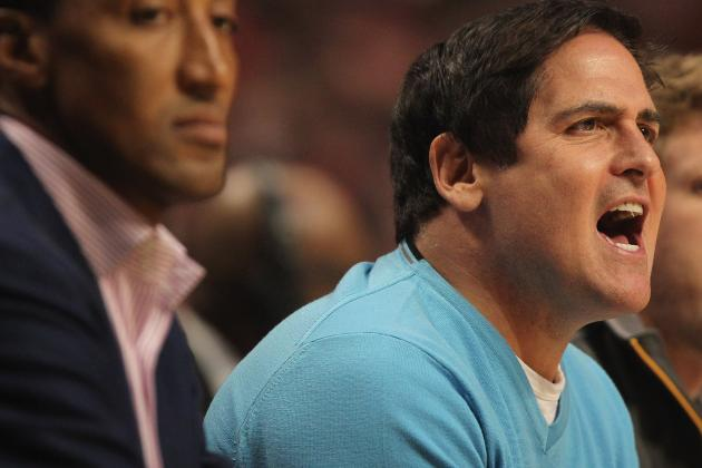 "Mark Cuban ""Flattered"" That D-Will Thinks His Presence"