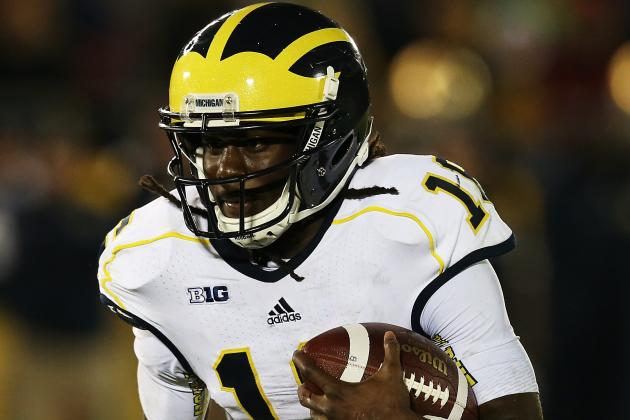 Michigan Football: Why Wolverines Are a Lock to Win Big Ten Legends Division