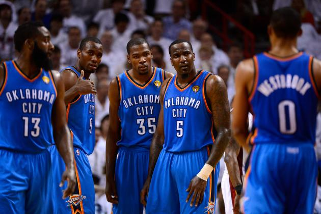 Oklahoma City Thunder 2012-13 Season Preview