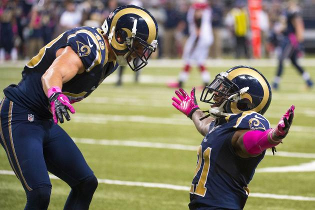 St. Louis Rams Progress Report: Where Do Things Stand Heading into Week 6?