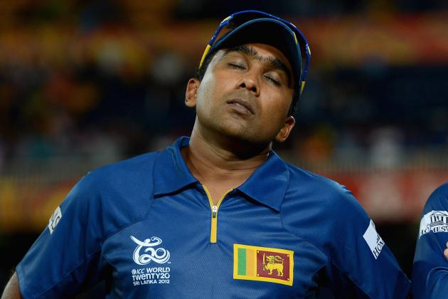 Mahela Jayawardene, Sri Lankan Captain, Steps Down