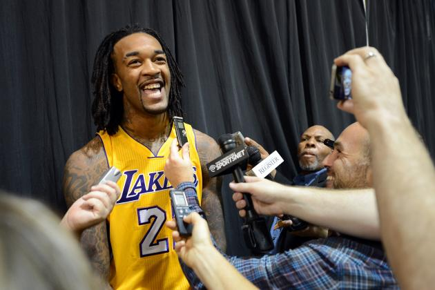 Sources: Lakers' Jordan Hill to Be Fit for Lineup Before Season Opener