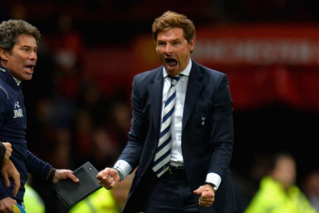Tottenham Boss Andre Villas-Boas: Bring on Chelsea Clash