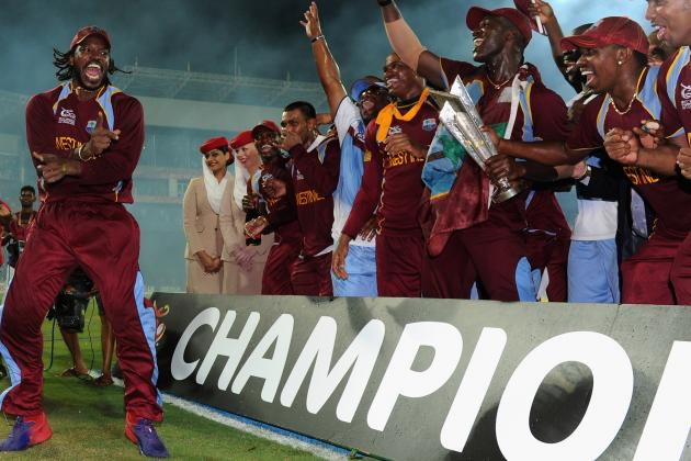 Shane Watson, Chris Gayle to Head ICC 2012 World T20 Team