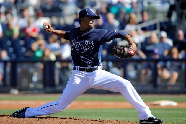 Rays Release Matt Bush: MLB Rumors