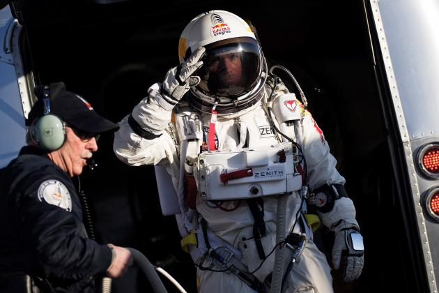 Red Bull Stratos Live Stream: Online Info for Felix Baumgartner Space Jump