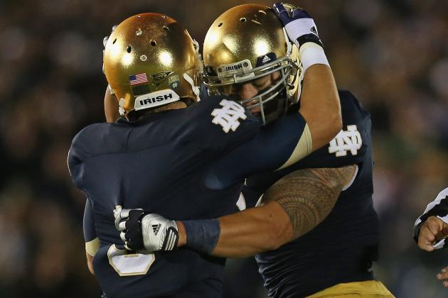 An Inside Look at What Makes Notre Dame an Emerging BCS Championship Threat