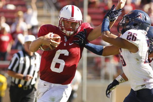 QB Nunes Named Pac-12 Offensive Player of the Week on Heels of Comeback Win