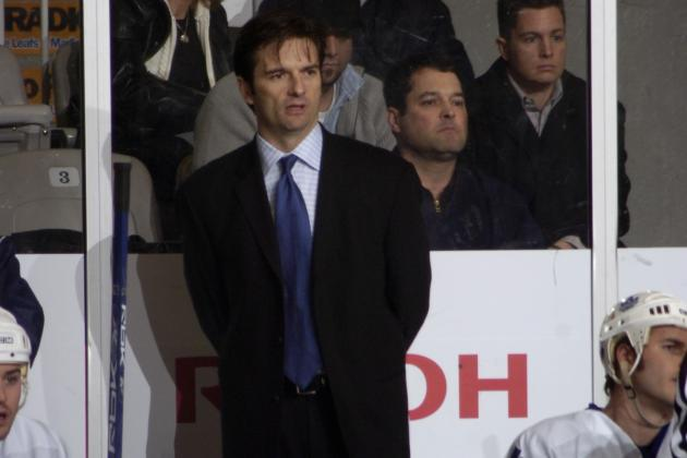 Dallas Eakins on the Marlies Stepping into the Spotlight
