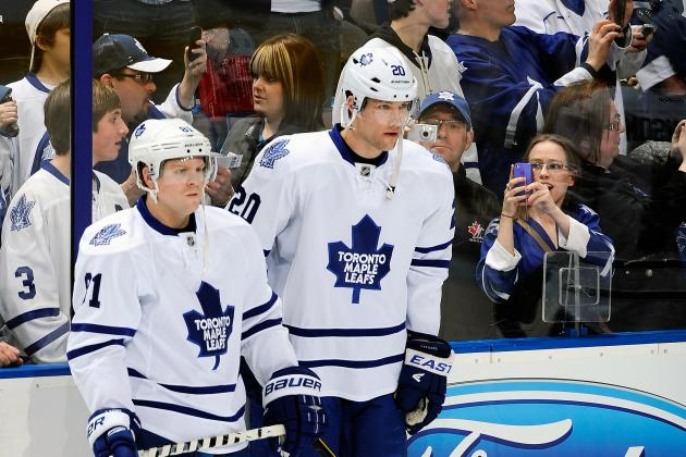 Maple Leafs Fans Could Suffer Psychological Symptoms Due to Lockout