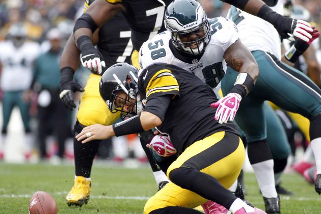Roethlisberger Says He Didn't Call the Eagles Dirty