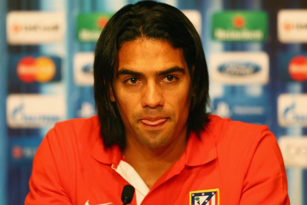 Atletico Madrid GM Puts Price on Radamel Falcao