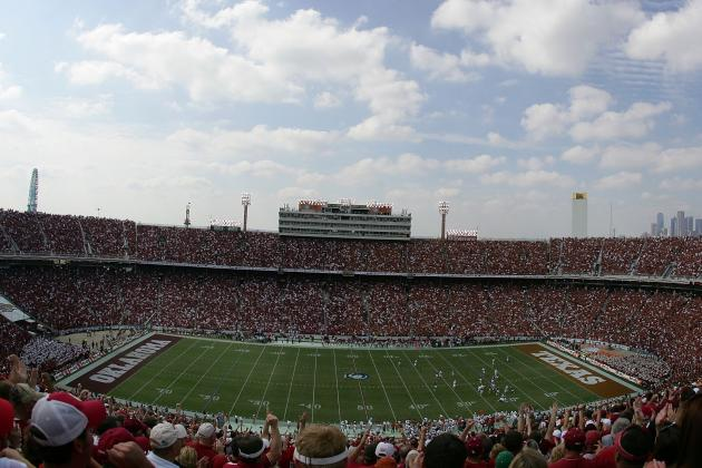 Texas vs. Oklahoma: Why College Football Desperately Needs the Red River Rivalry