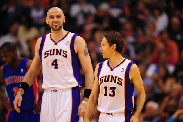 Suns' Gortat Wants New Uniform Number