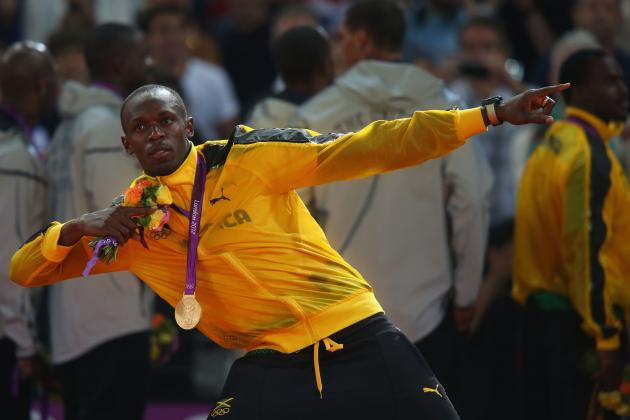 Usain Bolt and Michael Phelps Lead Athletes in AskMen's Epic 'Top 49 Men' List