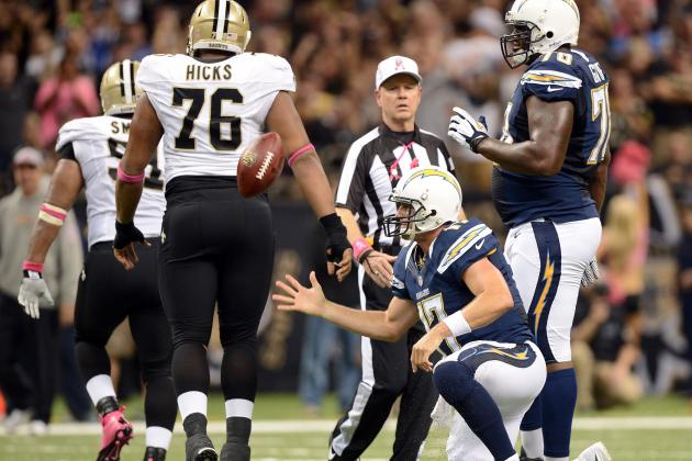 San Diego Chargers' Week 5: So Close and Yet so Far Away