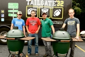Tailgate32: Meet the Two Guys Who Are Living out Your Dream This Season