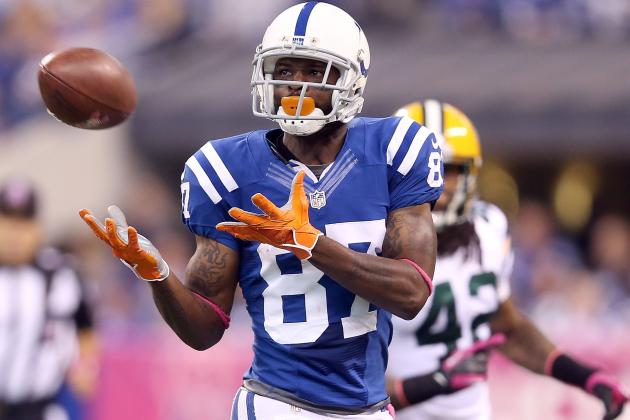 Colts' Reggie Wayne Violates NFL Uniform Code in Support of Chuck Pagano