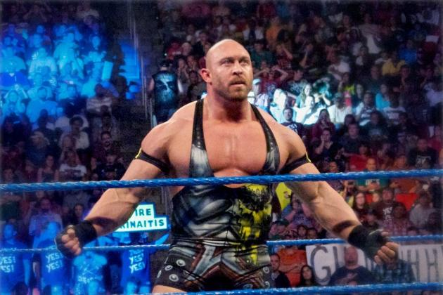 WWE Hell in a Cell 2012: Is Ryback the Right Backup Plan for John Cena?