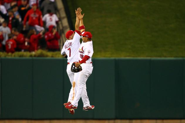 MLB Playoffs 2012: Why St. Louis Cardinals Are a Lock to Advance to NLCS