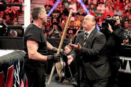 WWE: With Vince McMahon's Return to Television, Raw Jumps in Viewership