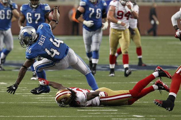 Andre Brown: Underrated Targets to Help Replace Giants RB on Your Fantasy Roster