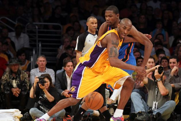 How New-Look Los Angeles Lakers Are Designed to Beat Oklahoma City Thunder
